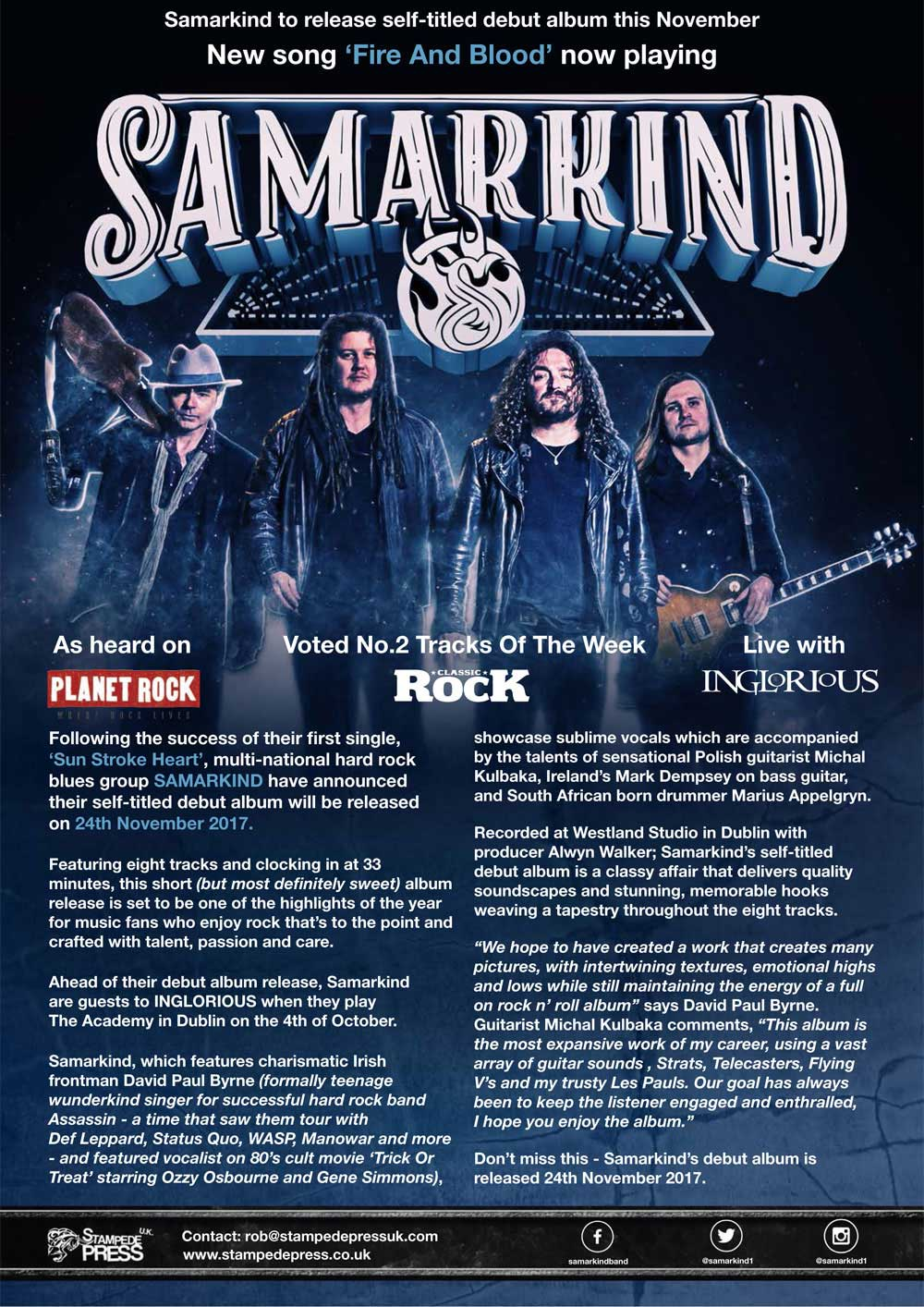 Samarkind_Stampede-Press_One-Sheet