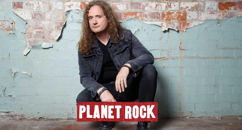 Toby Jepson Planet Rock