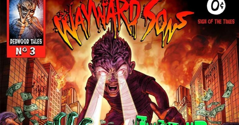Wayward Sons_Even Up The Score