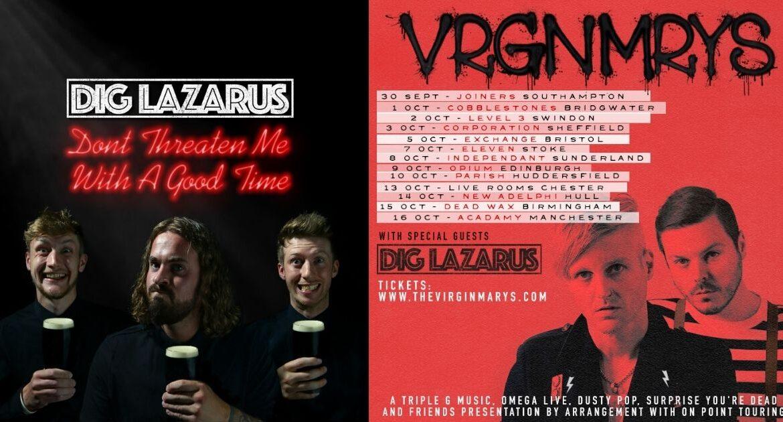Dig Lazarus_The Virginmarys